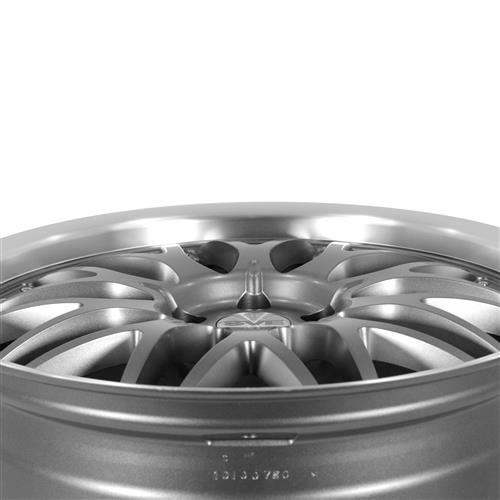 SVE Mustang Series 3 Wheel & Tire Kit - 20x8.5/10 Gun Metal (05-14)