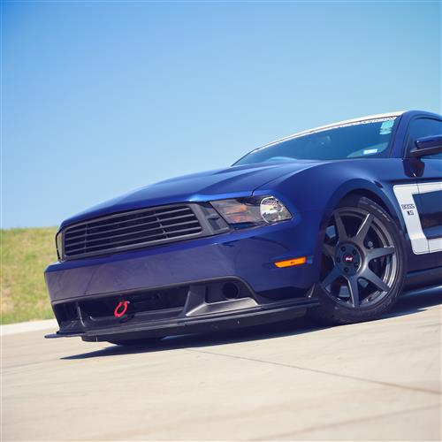 SVE Mustang X281 Grille  - Black (10-12) GT