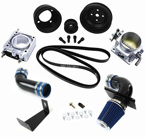 SVE Mustang Engine Performance Pack Black (89-93) GT 5.0