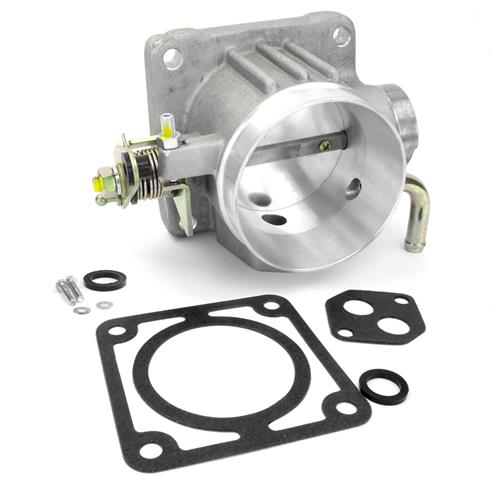 SVE Mustang Throttle Body and Cold Air Kit - 70mm (89-93)