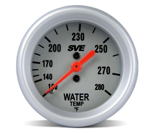 SVE Mechanical Water Temp Gauge. 2 1/16  Sitting On My Desk When Your Ready. - Picture of SVE Mechanical Water Temp Gauge. 2 1/16  Sitting On My Desk When Your Ready.