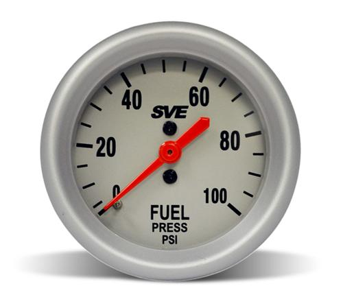 SVE Mechanical Fuel Pressure Gauge 2 1/16""