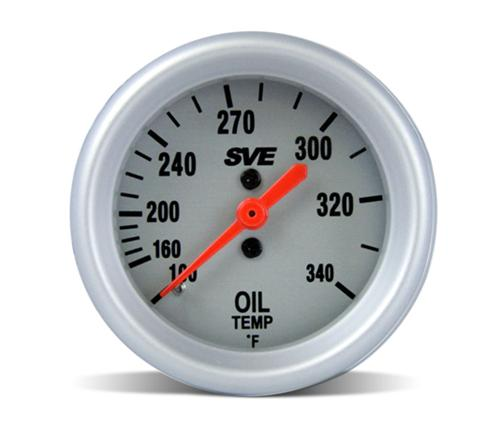 Photo of SVE Mechanical Oil Temp Gauge 2 1/16  Sitting On My Desk Whenever You Are Ready.