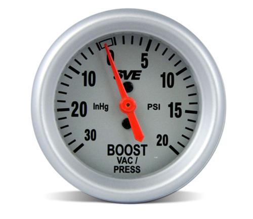 Picture of SVE Mechanical Boost Gauge. 2 1/16  Sitting On My Desk Whenever You Are Ready