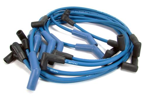 Mustang High Energy Spark Plug Wires Blue (86-93) 5.0 5.8 64658