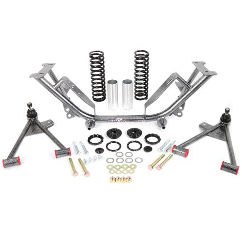 "Team Z Mustang Matrix Tubular K Member Kit 12"" 200lbs (79-93) TZMKM200"