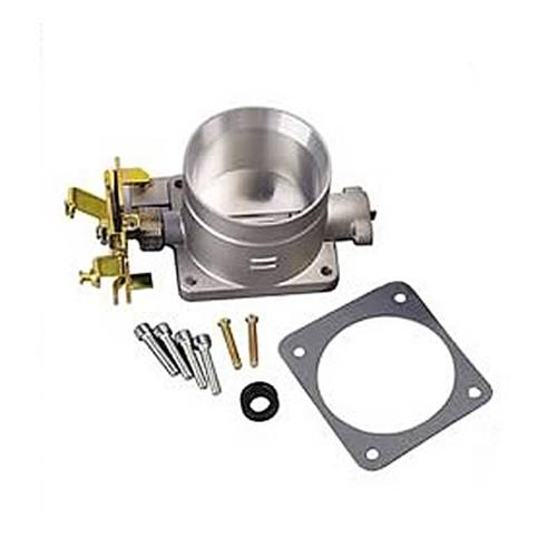 Trick Flow Mustang 75mm Throttle Body Satin (96-04) 4.6 24075