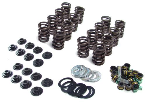 Trick Flow Mustang Valve Spring Upgrade Kit For OE Style Cast Iron Heads (79-95) 5.0/5.8 2500100