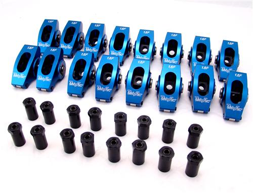 "Trick Flow Stud Mount Rocker Arms - 1.6 Ratio 3/8""  51400510"