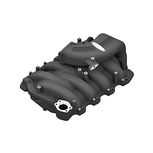 Trick Flow Mustang Track Heat Aluminum Intake Manifold Black (99-04) GT 51811002