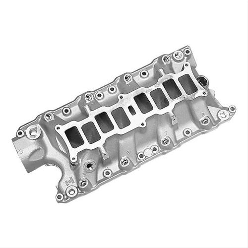Trick Flow Mustang Top End Kit, w/ Track Heat Intake Silver (87-93) 5.0L