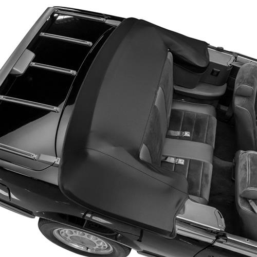 TMI Mustang Convertible Top Boot Black  (83-89) 22-7403-958