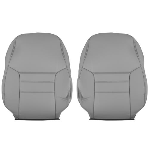 TMI  Mustang Front Sport Seat Vinyl Upholstery  - Medium Graphite (1998) Coupe/Convertible 43-76308-6890