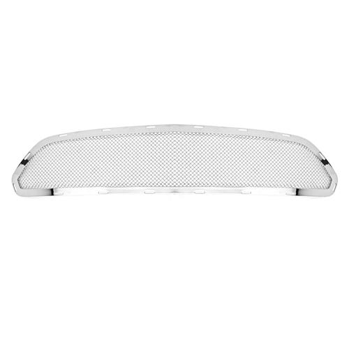 T-Rex Mustang Upper Class Mesh Grille Polished (15-16) 54530