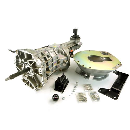 Tremec Mustang T56 Magnum XL 6 Speed Transmision (2.66 1st Gear) (05-14)