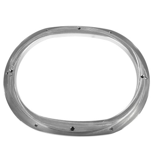 UPR Mustang Billet Shifter Bezel  - Polished (94-04) 1049-02