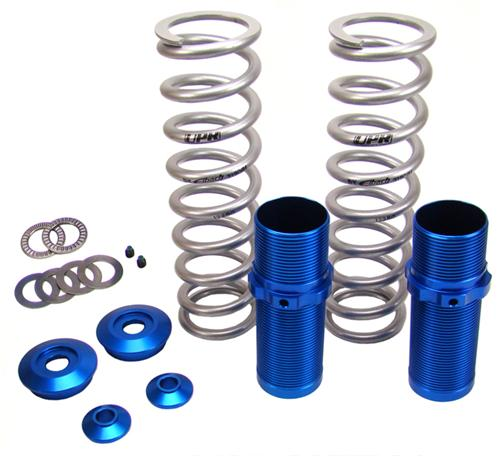 "UPR Mustang Front Coil Over Kit w/ 12"" Springs, 250lb Rate (79-04)"
