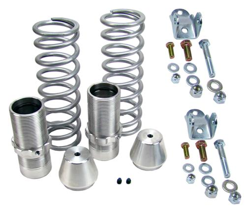 "UPR Mustang Rear Coil Over Kit w/ 10"" Springs, 125lb Rate (79-04) 2006-111-10-125"