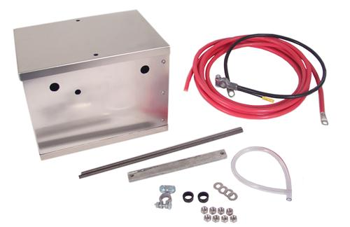 Mustang UPR Battery Relocation Kit (79-17)
