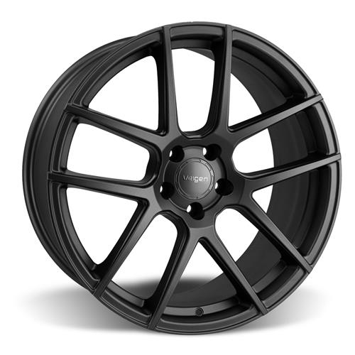 Velgen Mustang VMB5 Wheel Kit 20x9/10.5   - Satin Black (15-17)