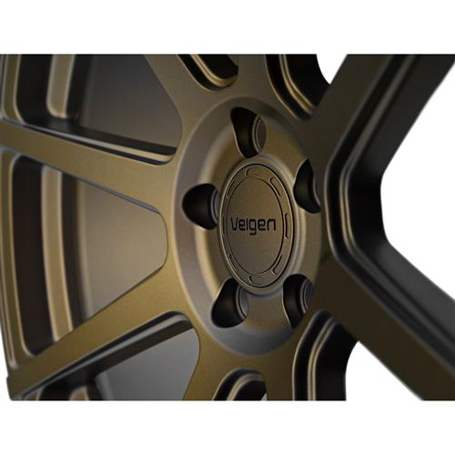 Velgen Mustang VMB8 Wheel & Lug Nut Kit - 20x9/10.5 Bronze (05-14)
