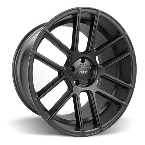 Velgen Mustang VMB6 Wheel - 20x10.5 Satin Black (05-16)