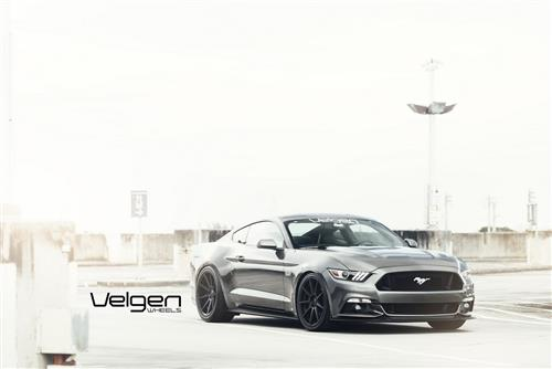 Velgen Mustang VMB9 Wheel - 20x10.5 Satin Black (05-16)