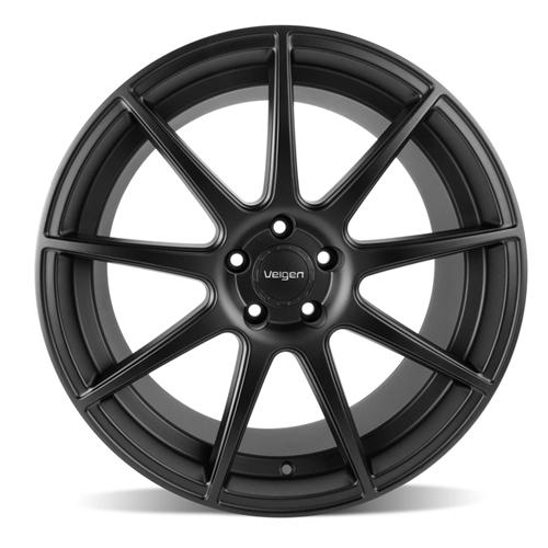 Velgen Mustang VMB9 Wheel - 20x9 Satin Black (05-16)