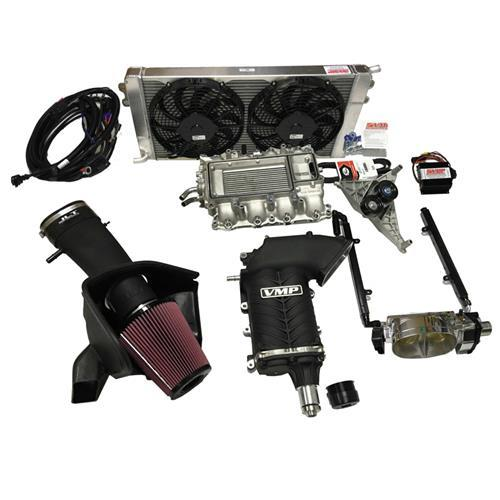 VMP Mustang Stage 3 Gen II-R TVS Supercharger Kit (11-17) 5.0 STAGE350GEN2R