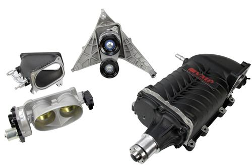 Picture of 2007-2012 Mustang VMP 700+HP Capable Blower Upgrade Kit
