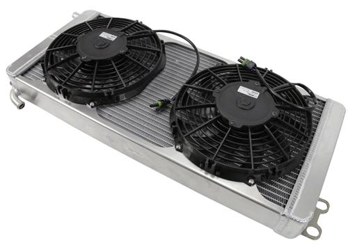 Picture of VMP Mustang Dual Fan Heat Exchanger (05-14)