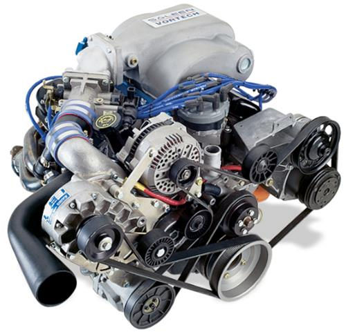 Vortech Mustang Satin V-3 SI-Trim Non-Intercooled Kit (94-95)