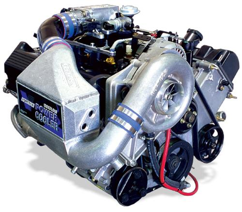 Vortech Mustang Supercharger Kit V-2 SI-Trim W/ Charge Cooler Satin (1999) GT 4.6L 4FL218-030SQ
