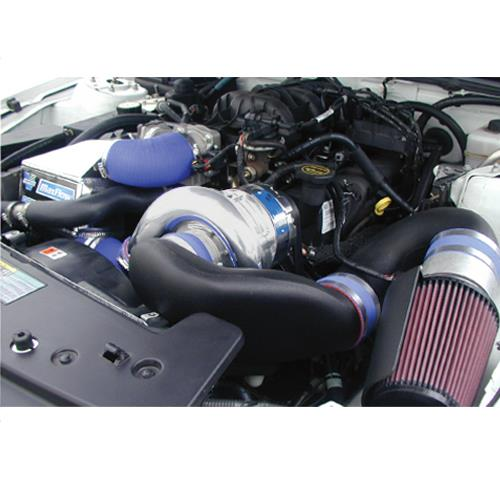 Vortech Mustang 4.0L V6 V-3 Si Intercooled Supercharger Kit Satin (07-08)