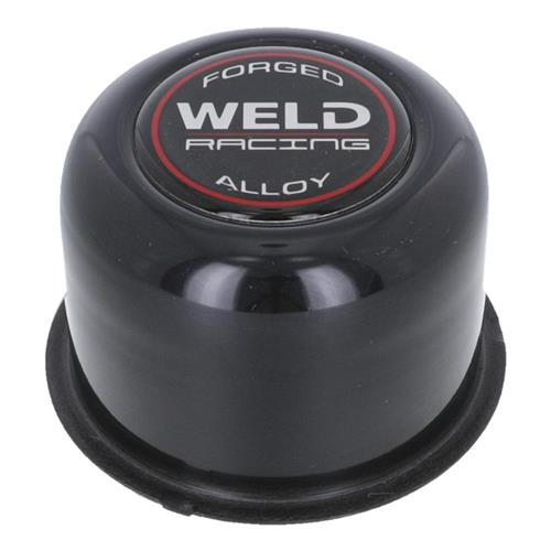 Weld Mustang RT-S Replacement Center Cap  - Black (94-20) P065-5073B