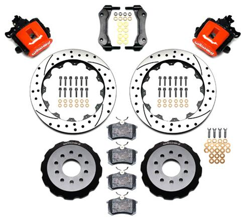 Wilwood Mustang Rear Brake Kit (94-04) 14010158DR