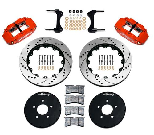 94-04 Mustang Wilwood Superlite 6R Front Brake Kit
