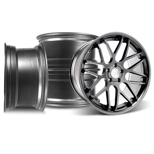 Mustang Downforce Wheel Kit - 20x8.5 Graphite (05-16)