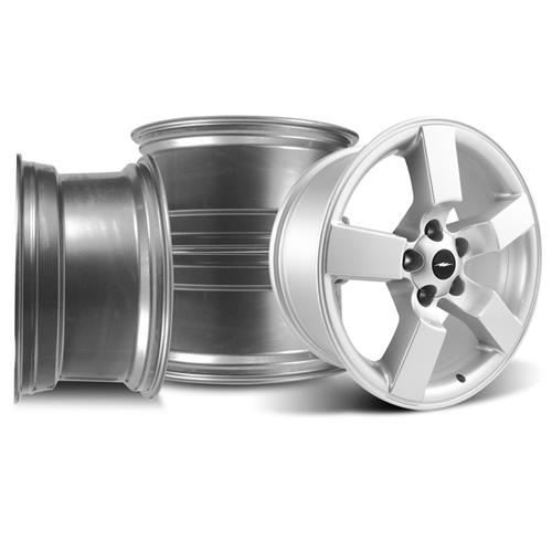 F-150 SVT Lightning Wheel Kit - 20x9 Silver (99-04)