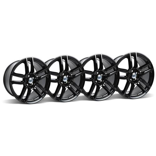 Mustang Boss 302 S Wheel Kit - 19X9/10 Gloss Black  (05-14)
