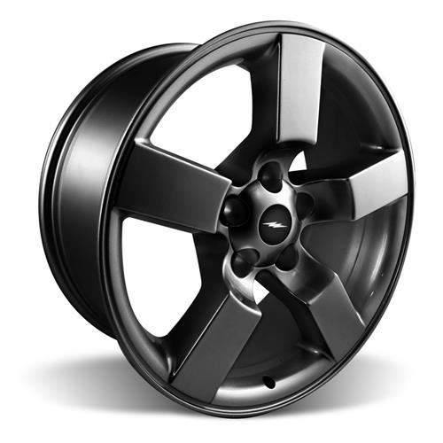 F-150 SVT Lightning Wheel Kit - 20x9 Matte Black (99-04)