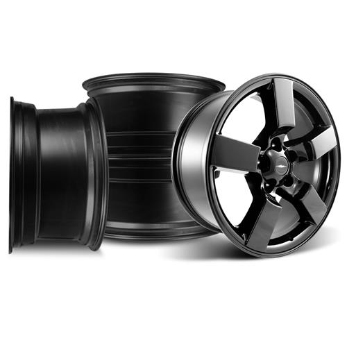 F-150 SVT Lightning Wheel Kit - 20x9 Gloss Black (99-04)