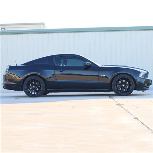 SVE Mustang Drift Wheel Kit - 19x9.5  - Gloss Black (05-14)