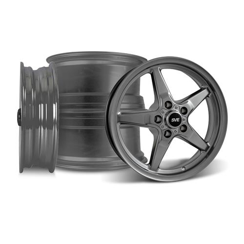 SVE Mustang Drag Wheel Kit, Mustang Drag Wheels