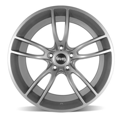 SVE Mustang GT7 Wheel Kit - 19x10/11  - Satin Graphite (05-14)