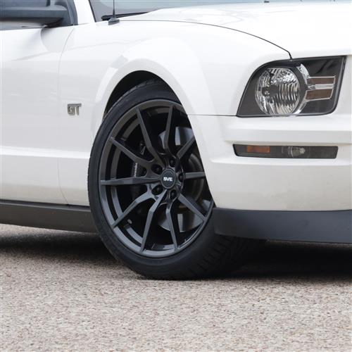 SVE Mustang S350 Wheel Kit - 19x10  - Gloss Graphite (05-14)