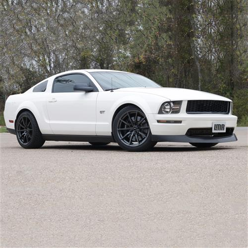SVE Mustang S350 Wheel Kit - 19x10/11  - Gloss Graphite (05-14)