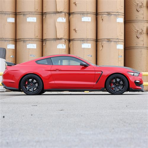 SVE Mustang R350 Wheel Kit - 19x10/11  - Gloss Black (15-18) GT350