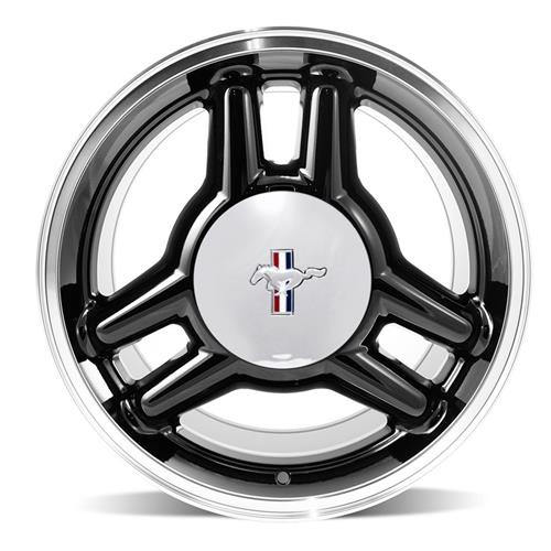 SVE Mustang 1993 Cobra R Style Wheel Kit - 17x8/9 - 5 Lug (79-04)