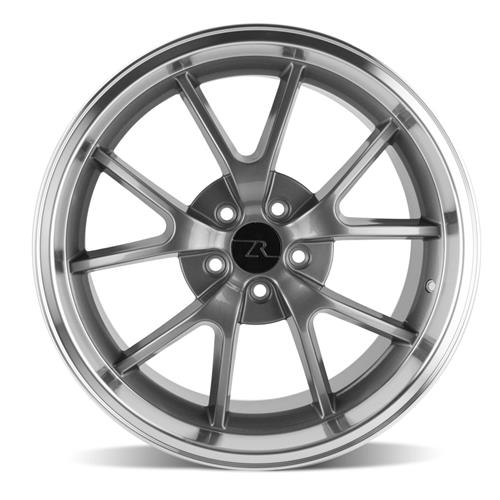 Mustang FR500 Wheel Kit - 20x8.5/10 Anthracite (05-14)